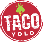 Taco Yolo | Best Mexican Restaurant In Brandon | Tex-Mex Restaurant In Valrico Sticky Logo