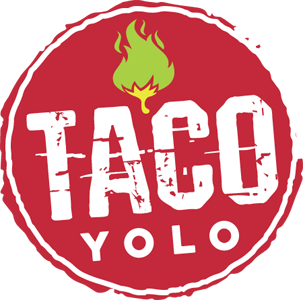Own A Taco YOLO Franchise Logo