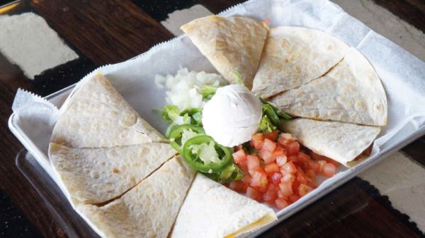mexican restaurant in Brandon with quesadillas